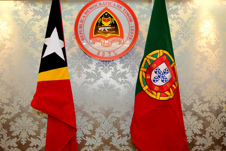 Governo Portugal Kontinua Apoiu Timor-Leste iha Área Dezenvolvimentu Forsa Defeza