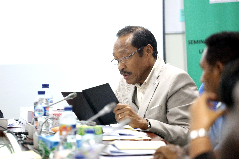 MD Aprezenta Proposta OJE 2019  Husi MI Ba Komisaun B PN