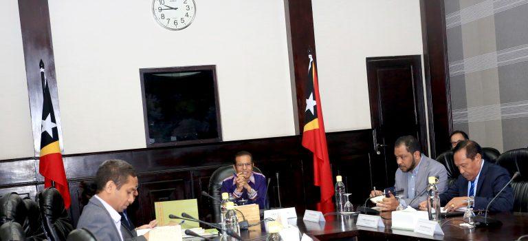 PM Bolu MD Deskute Seguransa FM