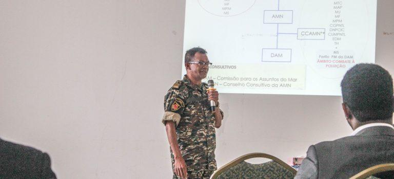 MD Realiza Semináriu Inter-Ministeriál Asuntu Autoridade Marítima Nasionál