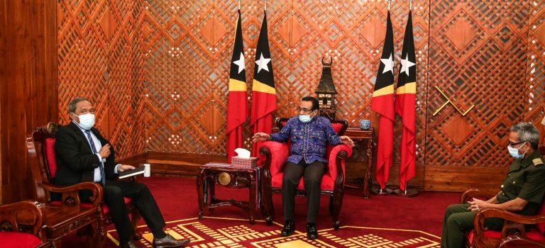 Ministru Defeza Deklara Orsamentu Ransu Ba F-FDTL Rezolvidu